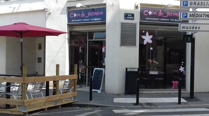 Coin de Jasmine_Restaurant libanais_nantes_fait maison_mezzes_grillade_specialité libanaise